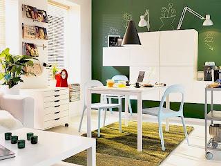 Decoraci n e ideas para mi hogar 8 comedores para for Comedores departamentos pequenos