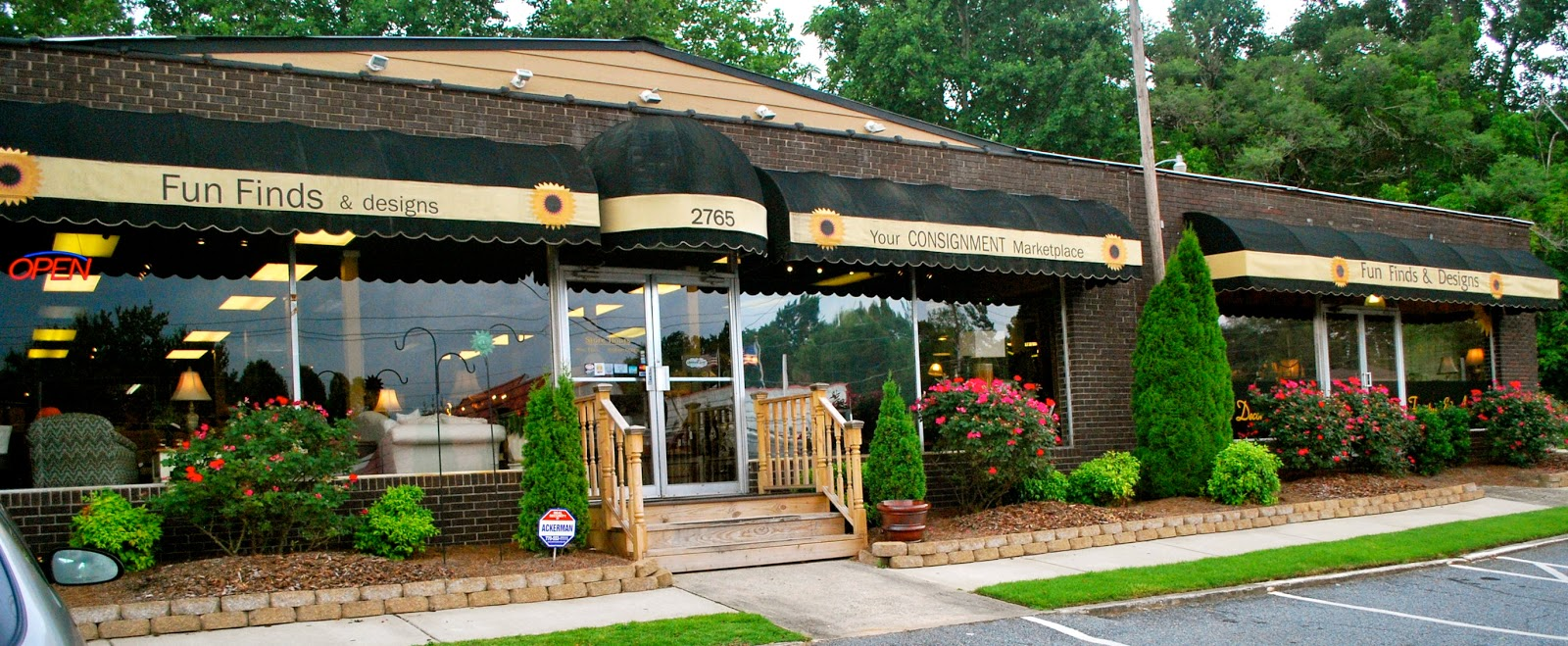Atlanta Consignment Stores Luxury Home Furnishings For Less At Fun Finds And Designs