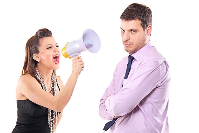 Resultado de imagem para casal briga