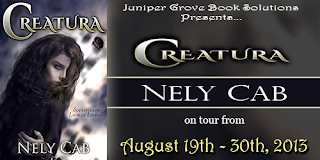 Creatura By Nely Cab Book Tour