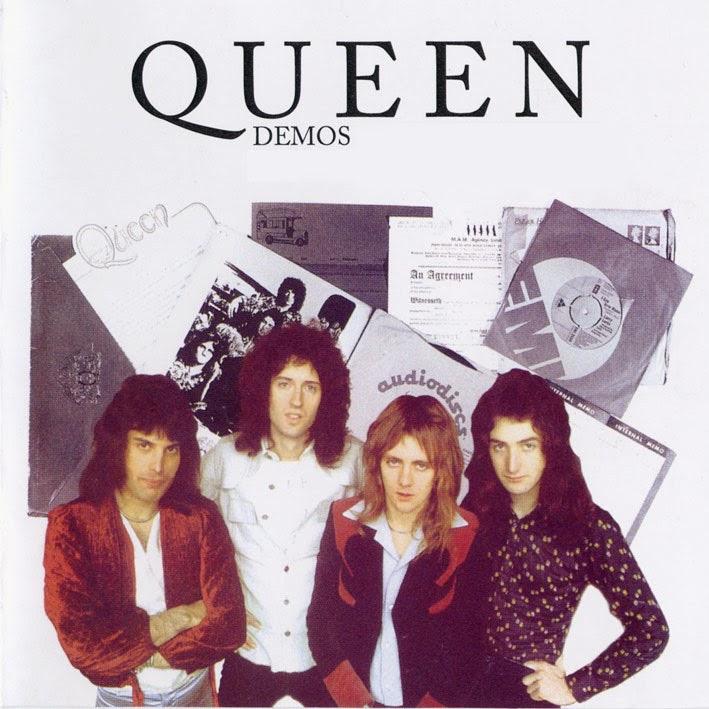 Queen - Casi todos sus demos