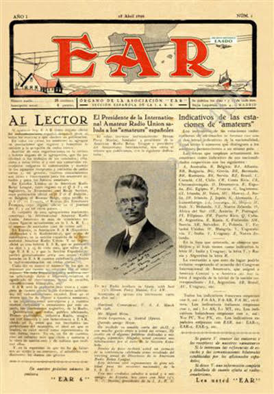 La revista EAR