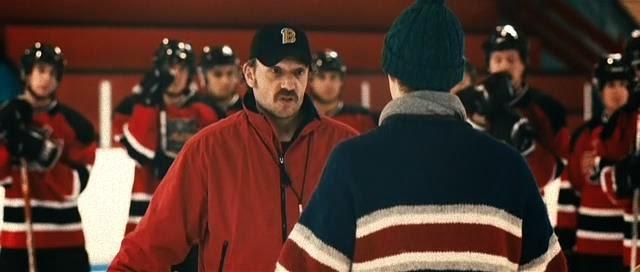 John Pyper-Ferguson as Coach Donker.