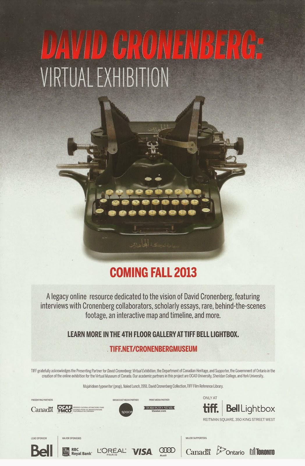 Maven\'s Movie Vault of Horror: 2013