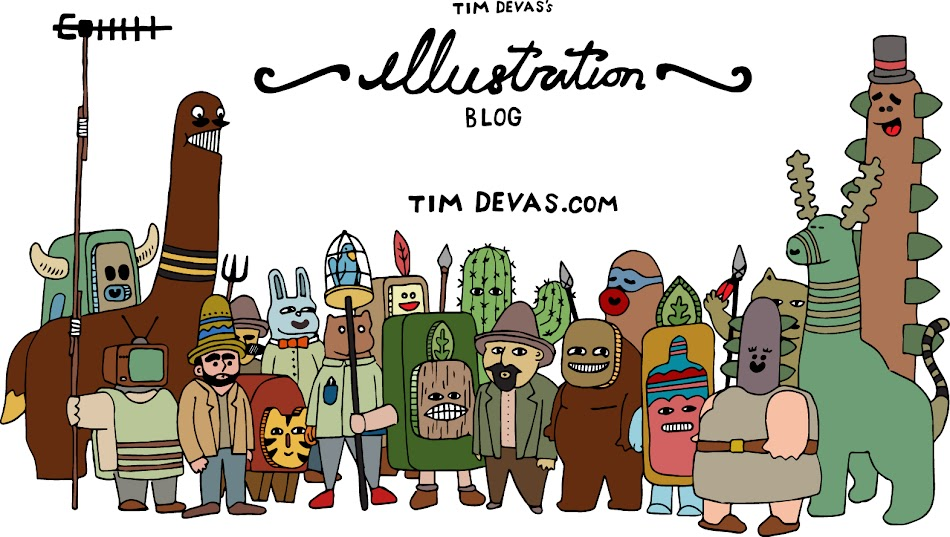 Tim Devas Blog