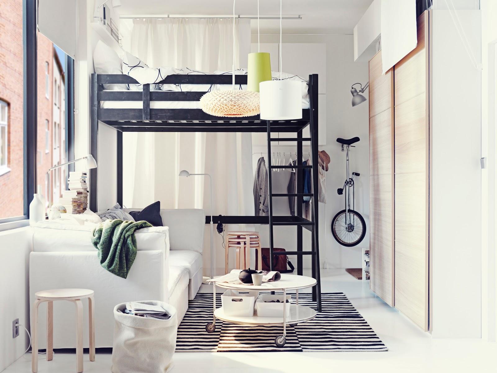 Dormitorios juveniles para espacio peque o dormitorios - Dormitorio pequeno juvenil ...