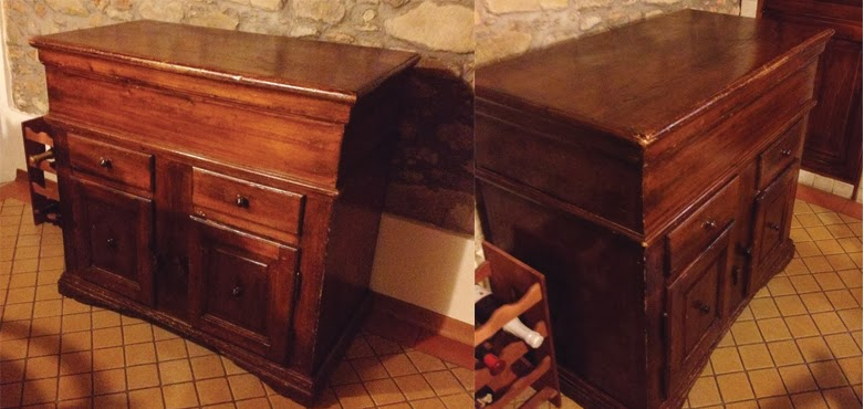 Ancient tuscany forniture