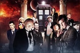I am a DR. WHO addict!!