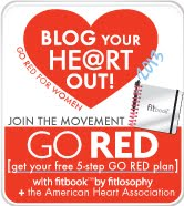 Go Red Heart Disease