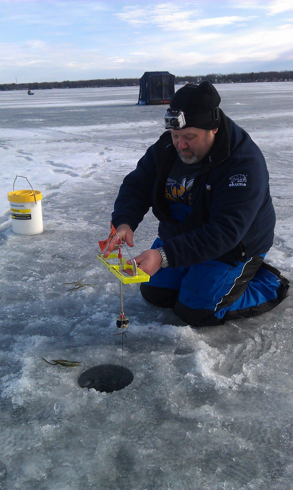 Houghton lake walleye report houghton lake for Enid lake fishing report
