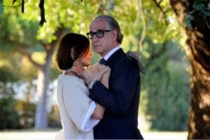 Galatea Ranzi y Toni Servillo en La gran belleza