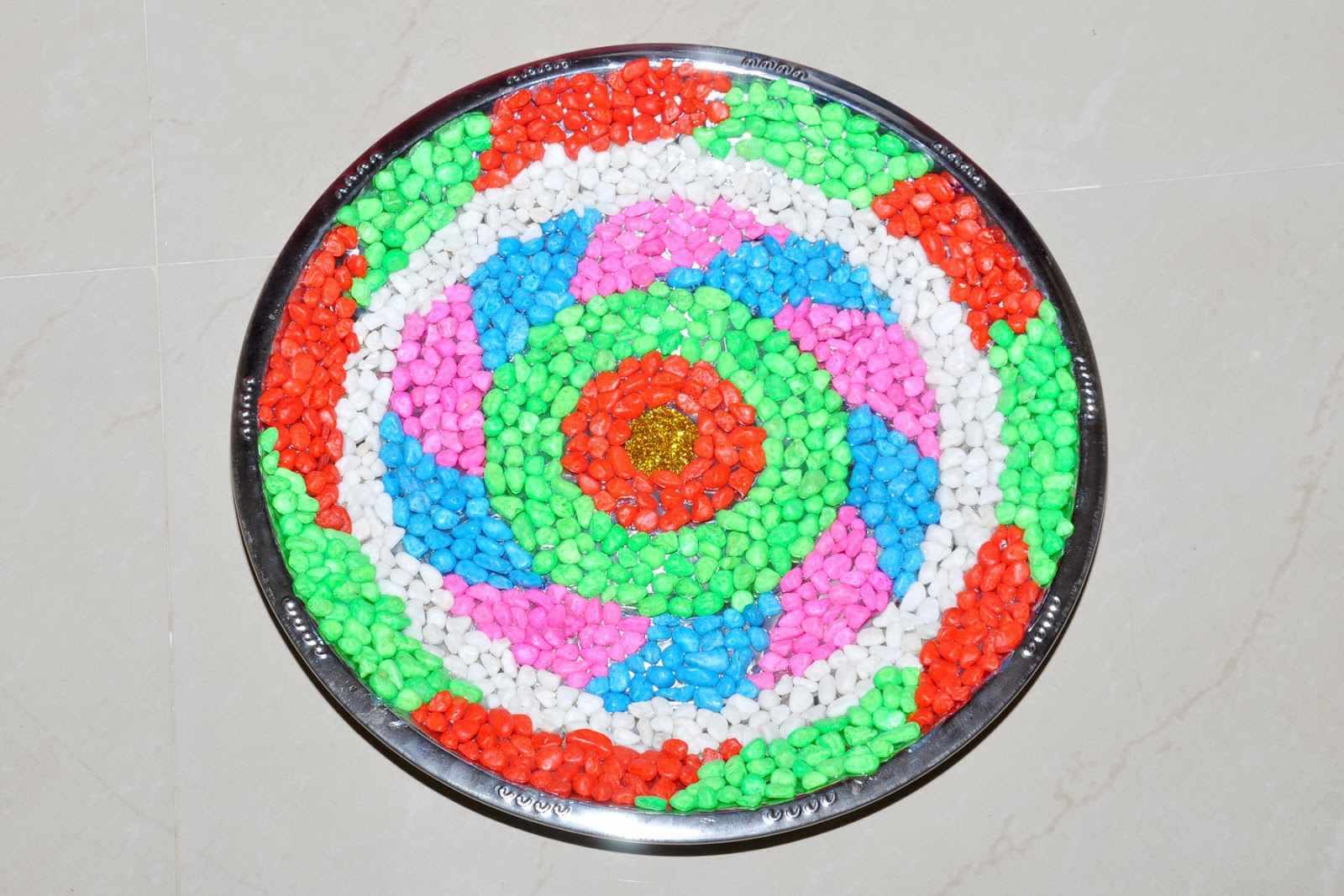 Aarathi plates for Aarthi plates decoration