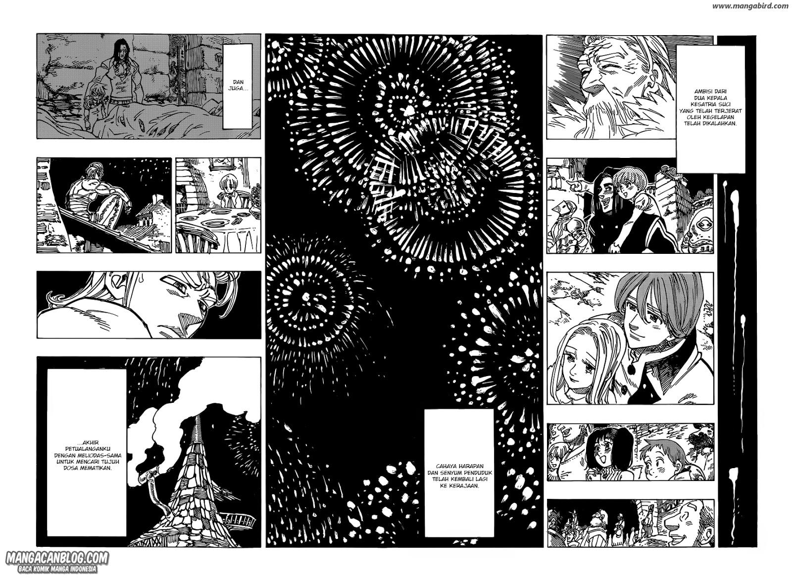 Komik nanatsu no taizai 103 - chapter 103 104 Indonesia nanatsu no taizai 103 - chapter 103 Terbaru 9 Baca Manga Komik Indonesia