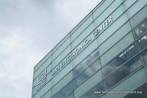 The Ars Electronica Center