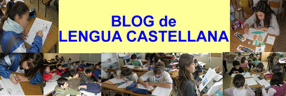 BLOG DE LENGUA CASTELLANA