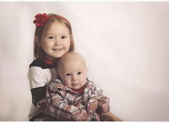 Korie & Brady, December '13
