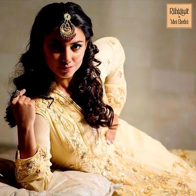 Rubaaiyat by Minibindra- Formal Bridal Collection 2014-2015