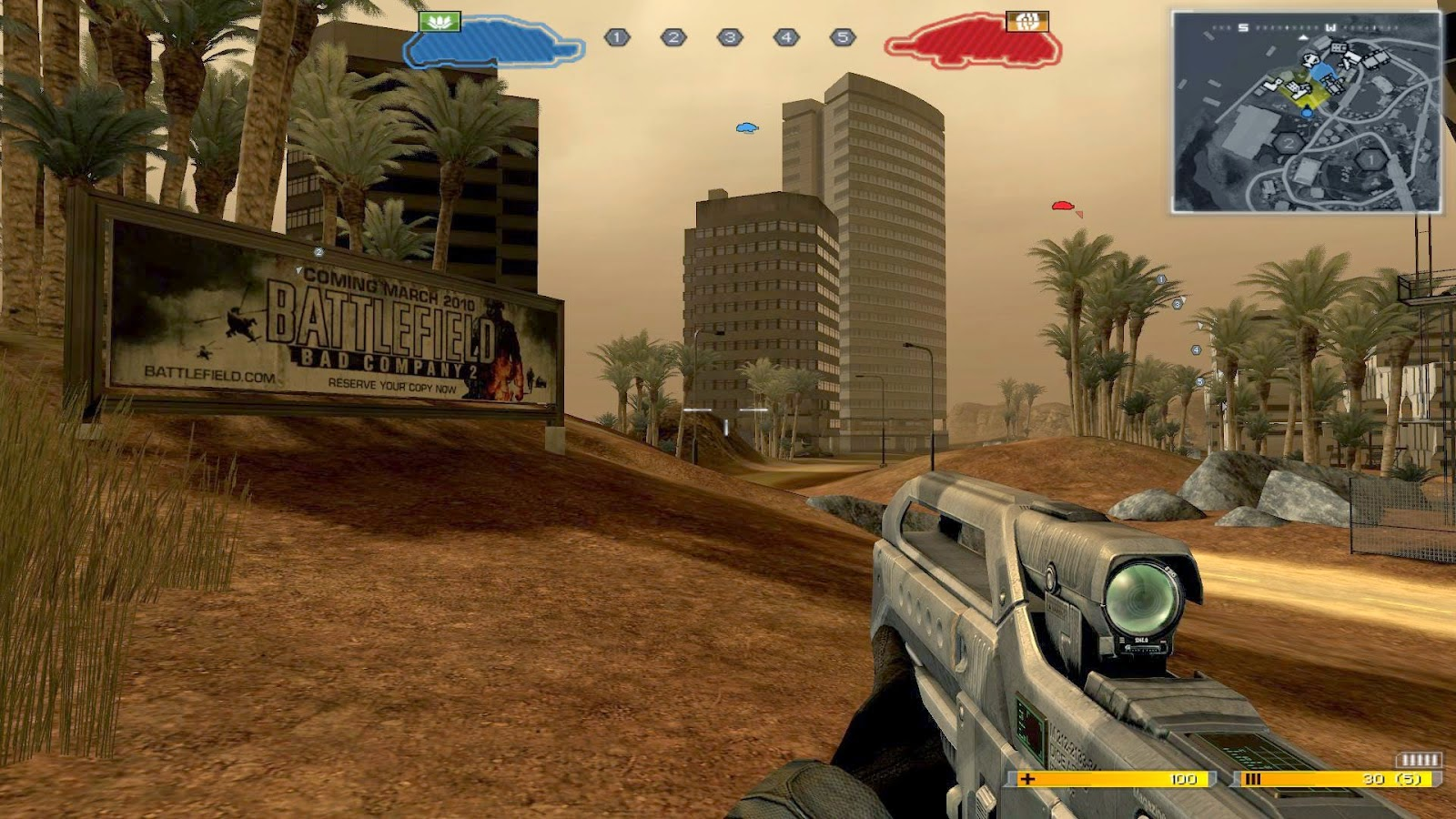Game Gratis Battlefield 2142