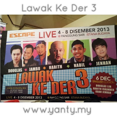 Review Teater Lawak Ke Der 3