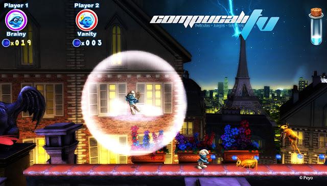 The Smurfs 2 Xbox 360 Español Región Free