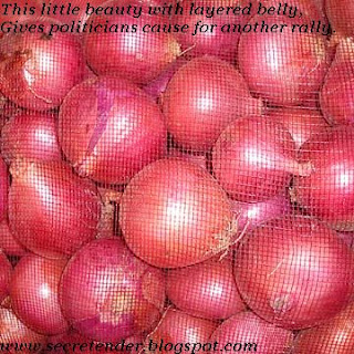 in indian economy onions enjoy special status-secretender.blogspot.com