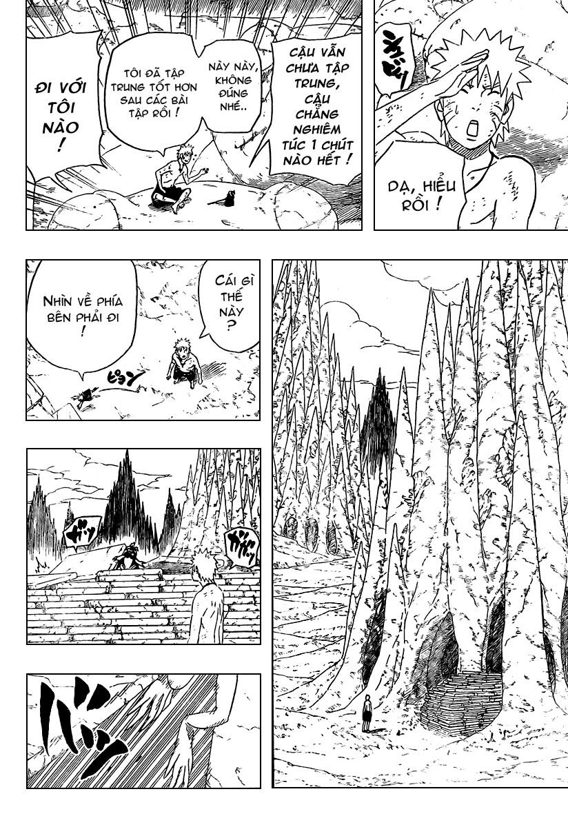 Naruto chap 417 Trang 5 - Mangak.info