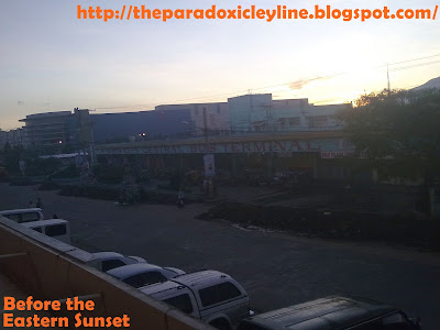 View outside of CBD Plaza Hotel