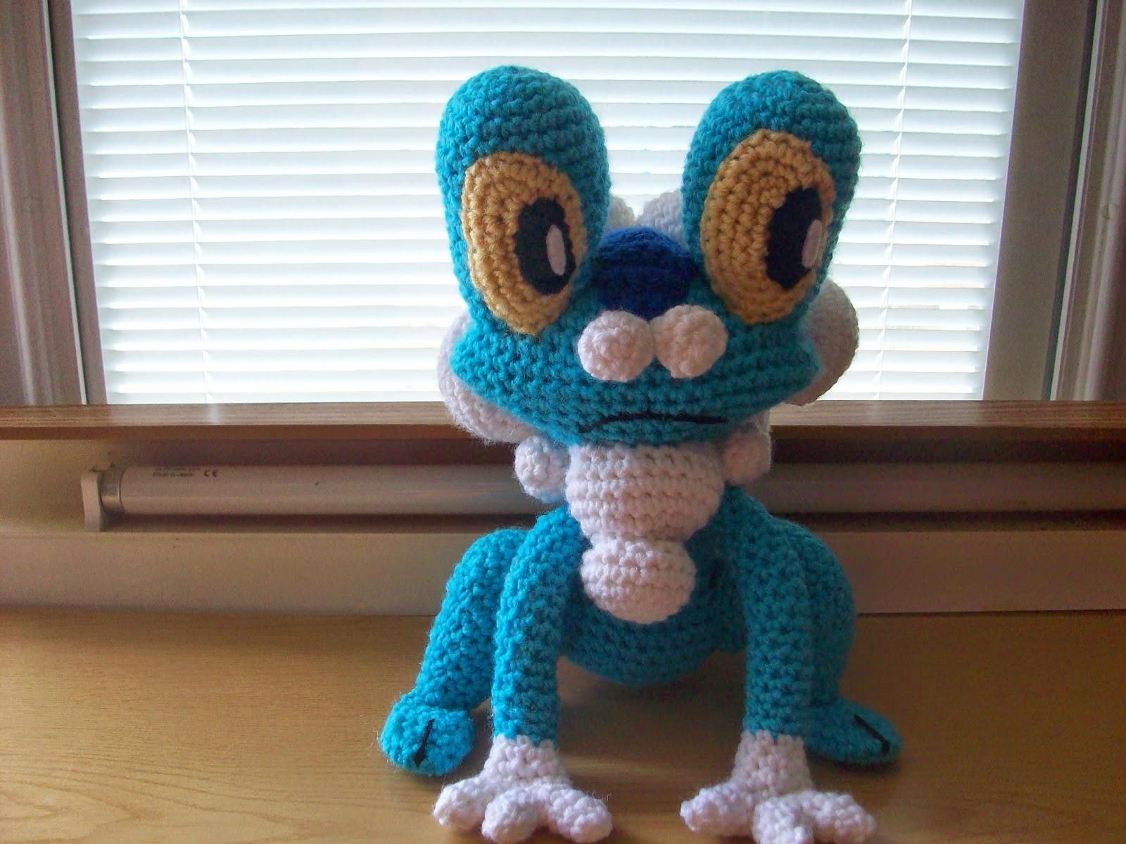 Free Crochet Pattern Pokemon Hat : Kats Creations