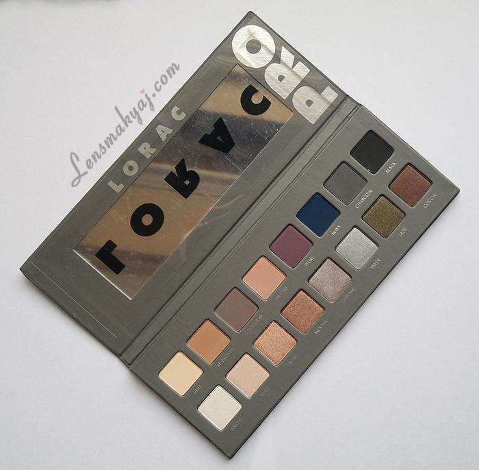 Lorac Pro 2 Palet