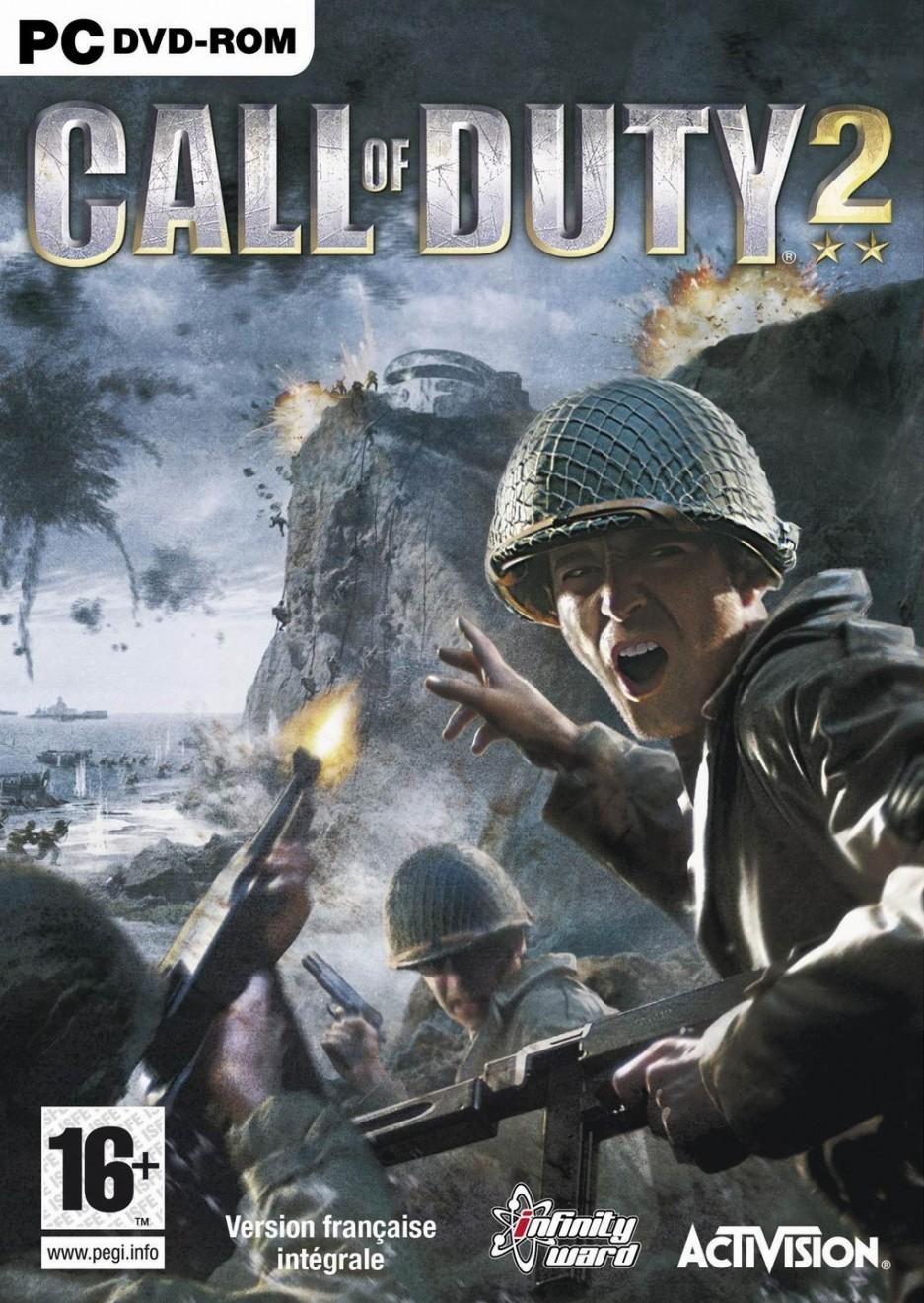 [PC] Call of Duty 2 Game Save | Save Game File Download