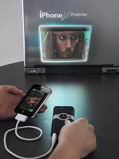 Proyektor Mini Untuk Iphone