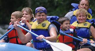 Family fun and adventure near Gatlinburg