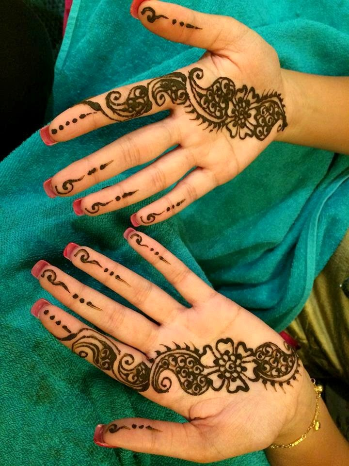 Best MehndiHenna Designs 2014  Pakistani Mehndi Pictures