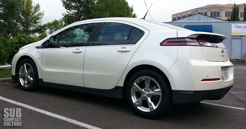 in the driveway 2014 chevrolet volt subcompact culture the small car
