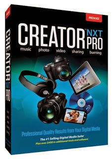 Download Roxio Creator NXT Pro 2013 Free Software Download
