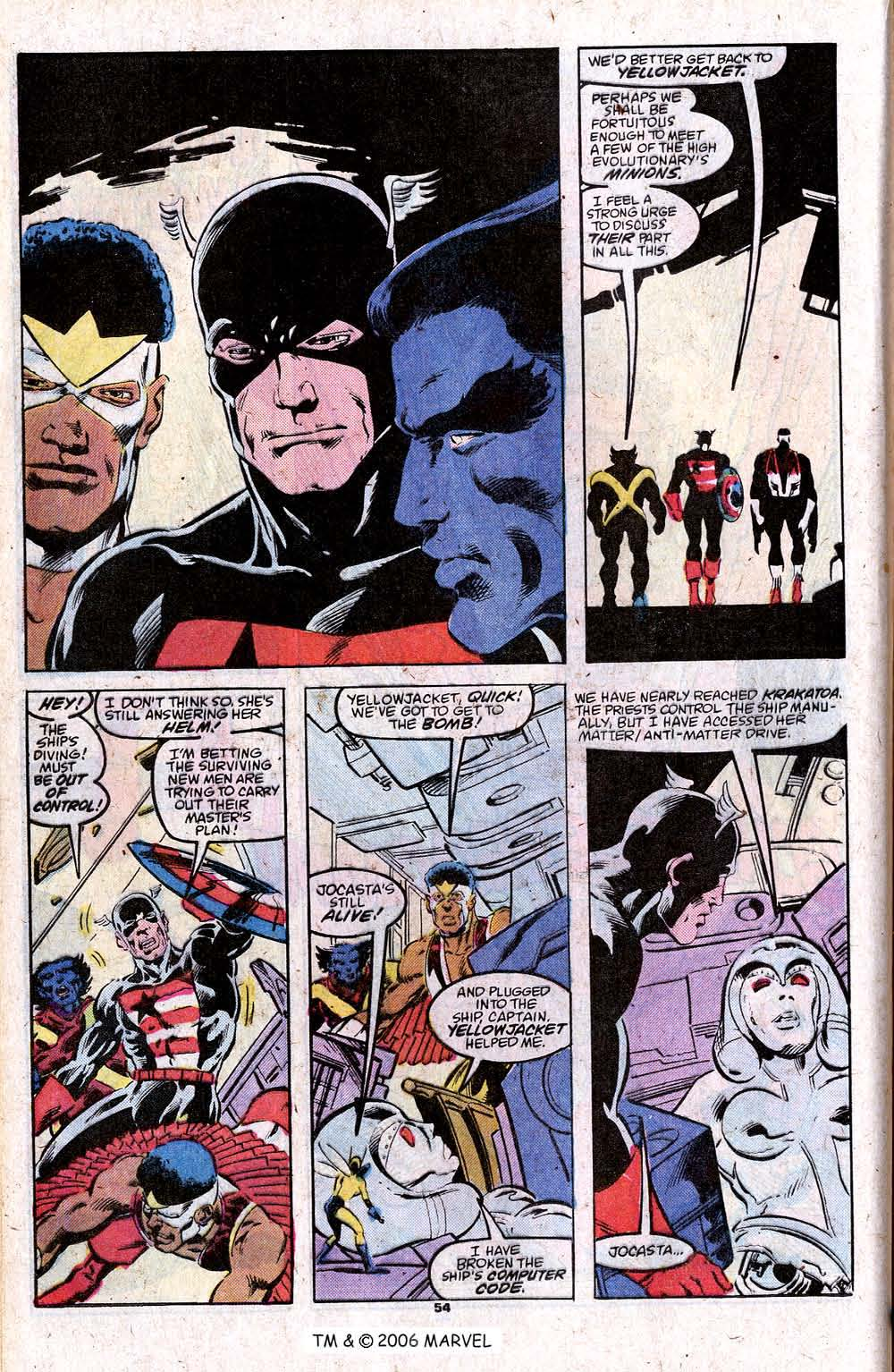 Captain America (1968) Issue #348c #280 - English 56
