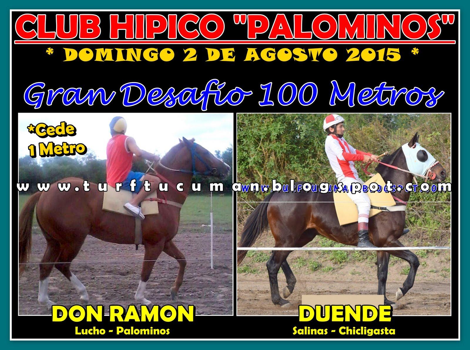 RAMON VS DUENDE