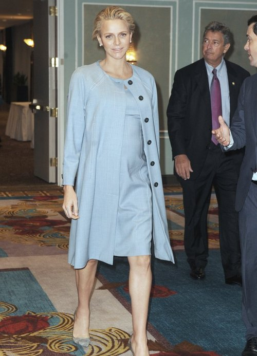 Princess charlene in new york a couple of days ago for Activities for couples in nyc