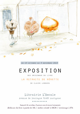 Exposiition Claire Lebourg