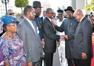 nigeria visa free south africa