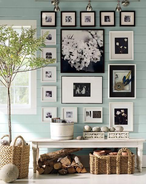Beachnut Lane: Benjamin Moore\'s Wedgewood Gray & Woodlawn Blue