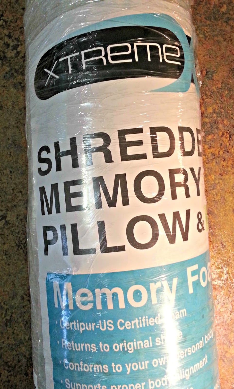 if you have never used a pillow like this before they are pretty neat they arrived flat rolled up and shrink wrapped after you unpackage them