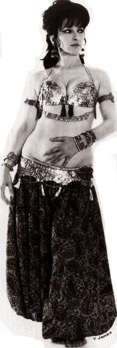 historia de la danza tribal (ATS) Disociando infinitos