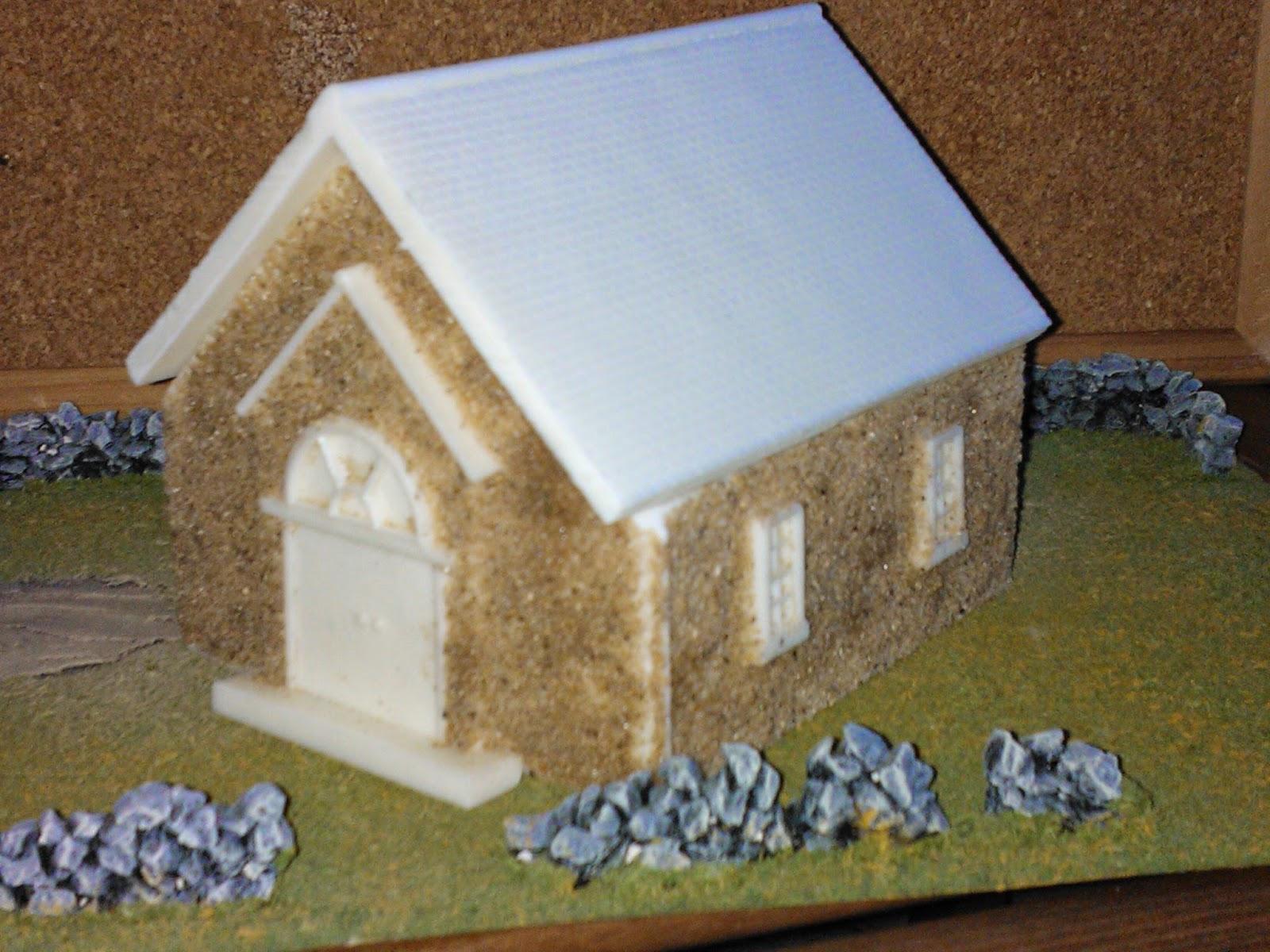 VBCW 28mm church