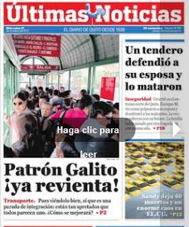 diario ultimas noticias 31.10.12