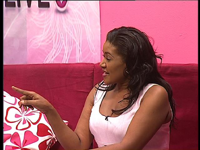 JICHO KU MOYO - PIcha za Kipindi cha Wanawake Live (EATV na Joyce