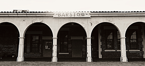 barstow harvey house route 66