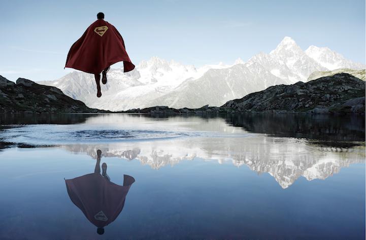 Super Homem - The Quest for o Absolute - Benoit Lapray