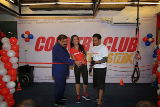 Country Club Fitness FTX, Country Club India