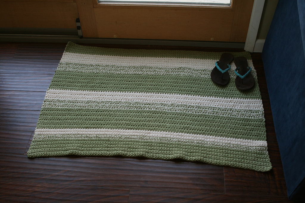 Celticmommy Crocheted Rug